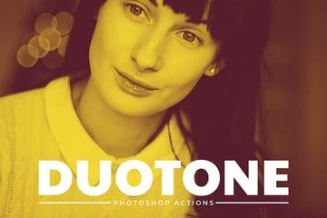 Duotone Pro Photoshop Actions