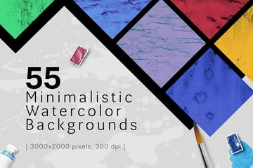 Watercolor Background Papers