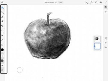 Adobe Fresco Tools
