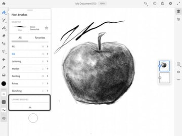 Importing Brushes