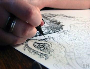 Work in Progress by Eugenia Hauss