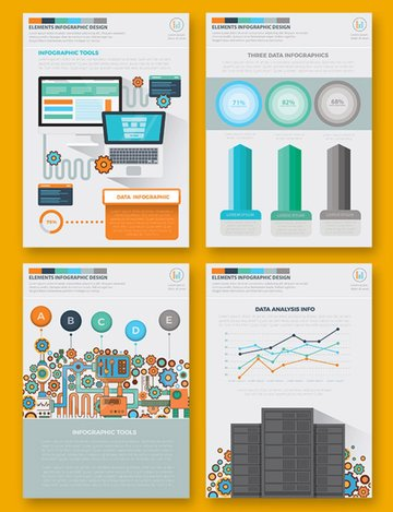 Infographic Elements Design by Phongpat