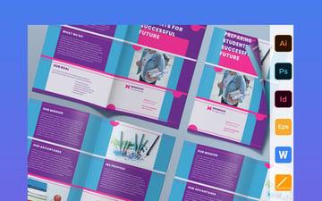 Education Brochure Bifold