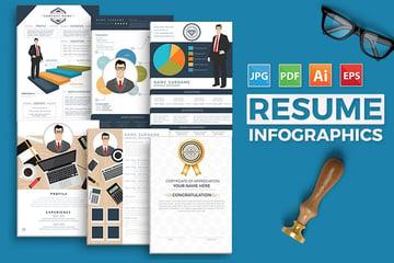 Resume Infographics