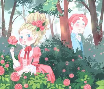 Rococo Crush by Amy Stoddard