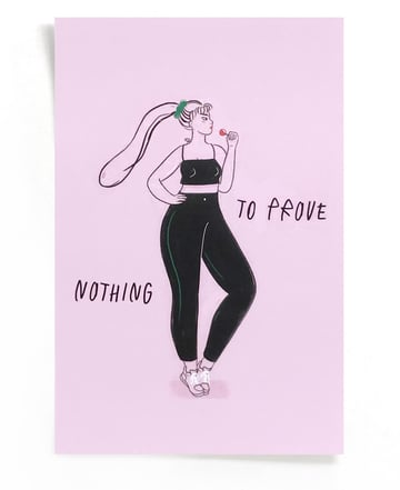 Nothing to Prove by Melissa Chaib