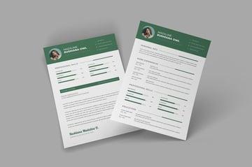 Astouwe CV Resume