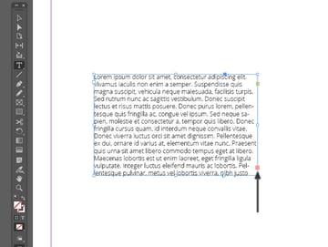 Overset Text