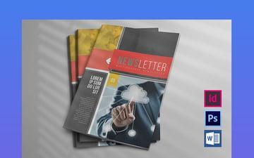 Multipurpose Newsletter Template