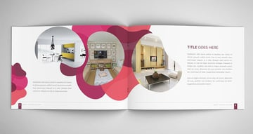 InDesign Catalog Brochure Template
