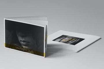InDesign Brochure Catalog Template