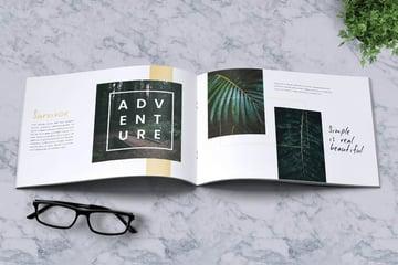 Lookbook Brochure Catalogue Template