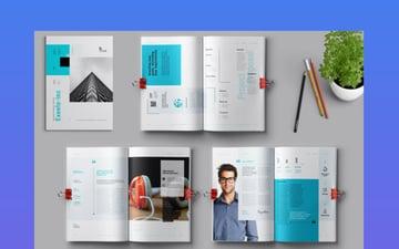 InDesign Proposal Template Design