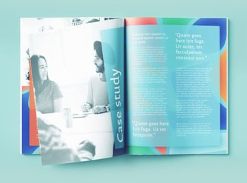 Free Creative Proposal Template InDesign