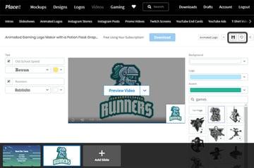 clan logo design