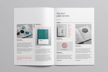 InDesign Brochure Template