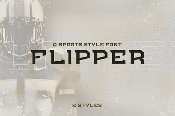 best sports fonts