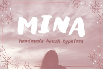 Mina Free Font