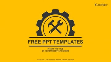 Free Construction PowerPoint Templates