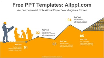 Free Construction PowerPoint Theme