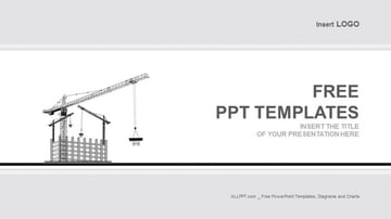 Free Construction PPT Download for PowerPoint