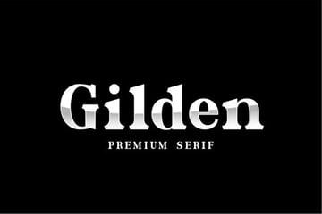 Gilden Old Style Serif Inspired Font