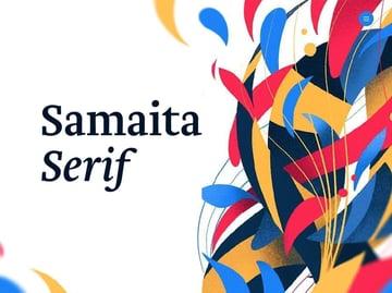 Samaita Serif Type Family