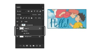 Photoshop Layer Effects