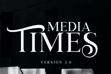 Media Times 2.0 Sans Serif Typeface