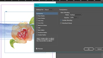 indesign effects