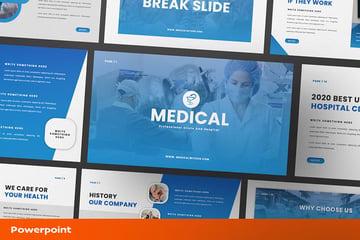 Medical Presentation Template