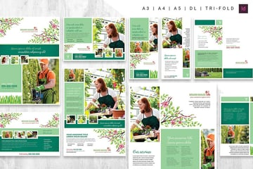 Gardening Services Templates Pack