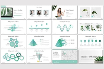 creative PowerPoint presentation theme layouts