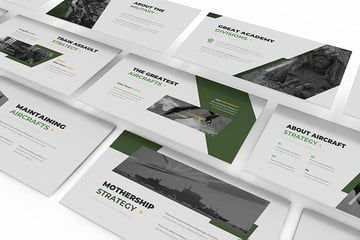 Elite Forces Powerpoint Template