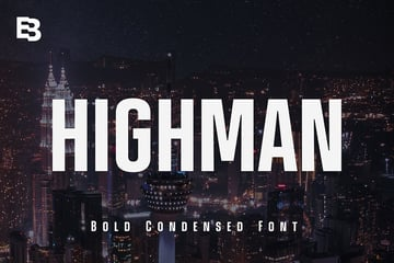 Highman Modern Sans Serif Font