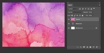 photoshop new layer paste