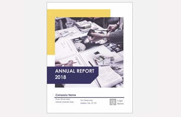 free word business report