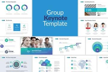 Group Keynote