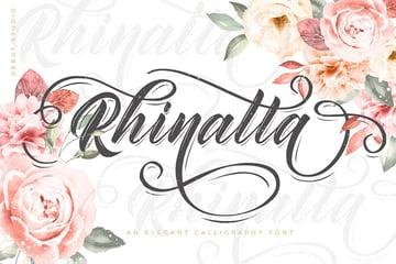 Rhinatta Script