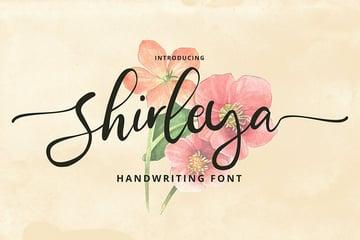 Shirleya Script