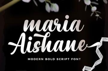 Maria Aishane Font