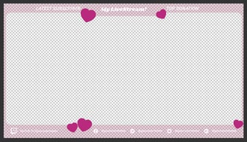 twitch overlay transparency