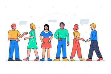 networking social media