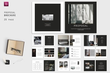 Table Content Proposal Magazine