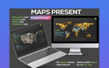 Map powerpoint presentation
