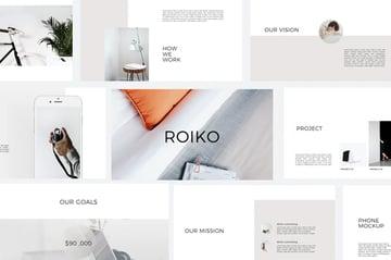 powerpoint aesthetic templates