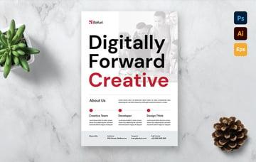 Affinity Designer Flyer Template