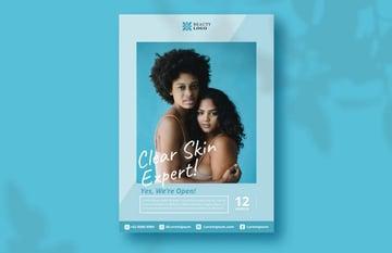Modern Affinity Designer Poster Templates