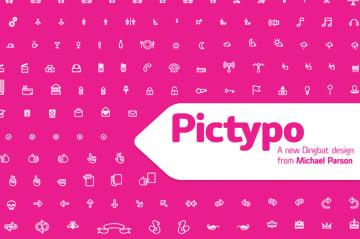 Pictypo Dingbat Font