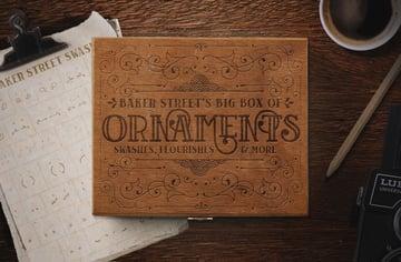 Baker Street Ornaments